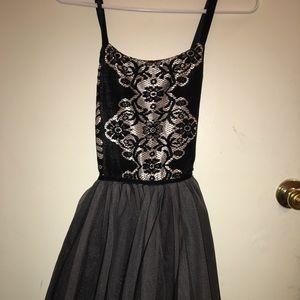 Girls ballerina dress